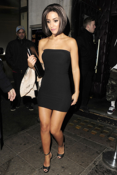 Frankie Sandford Little Black Dress