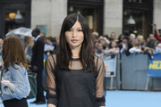 Gemma Chan Loose Blouse