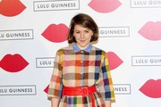 Gemma Whelan Print Dress