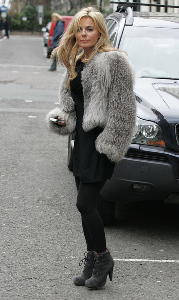 Geri Halliwell Ankle Boots
