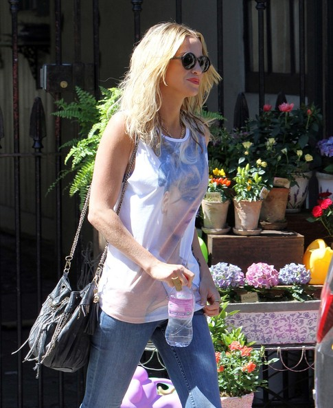 More Pics of Sarah Harding Tank Top (3 of 10) - Sarah Harding Lookbook - StyleBistro