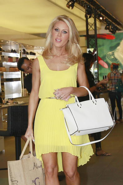 Gretchen Rossi Fishtail Dress