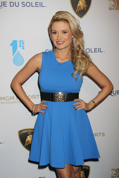 More Pics of Holly Madison Cocktail Dress (2 of 4) - Cocktail Dress Lookbook - StyleBistro