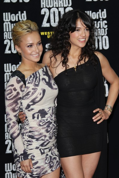 The World Music Awards 2010 Red Carpet