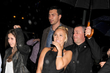 Hayden Panettiere Wladimir Klitschko Wladimir Klitschko and Hayden Panettiere at the Premiere of 'Klitscko'