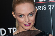 Heather Graham Bright Lipstick