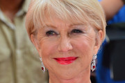 Helen Mirren Red Lipstick
