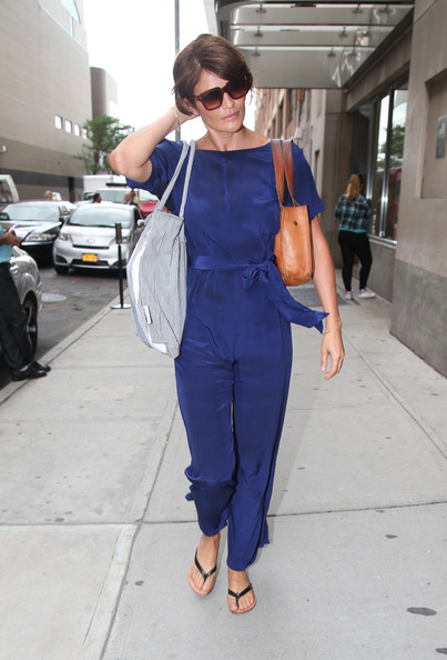 More Pics of Helena Christensen Jumpsuit (5 of 8) - Helena Christensen Lookbook - StyleBistro