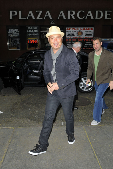 More Pics of Howie Mandel Fedora (1 of 8) - Fedora Lookbook - StyleBistro
