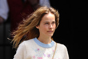 Isabel Lucas Crewneck Sweater