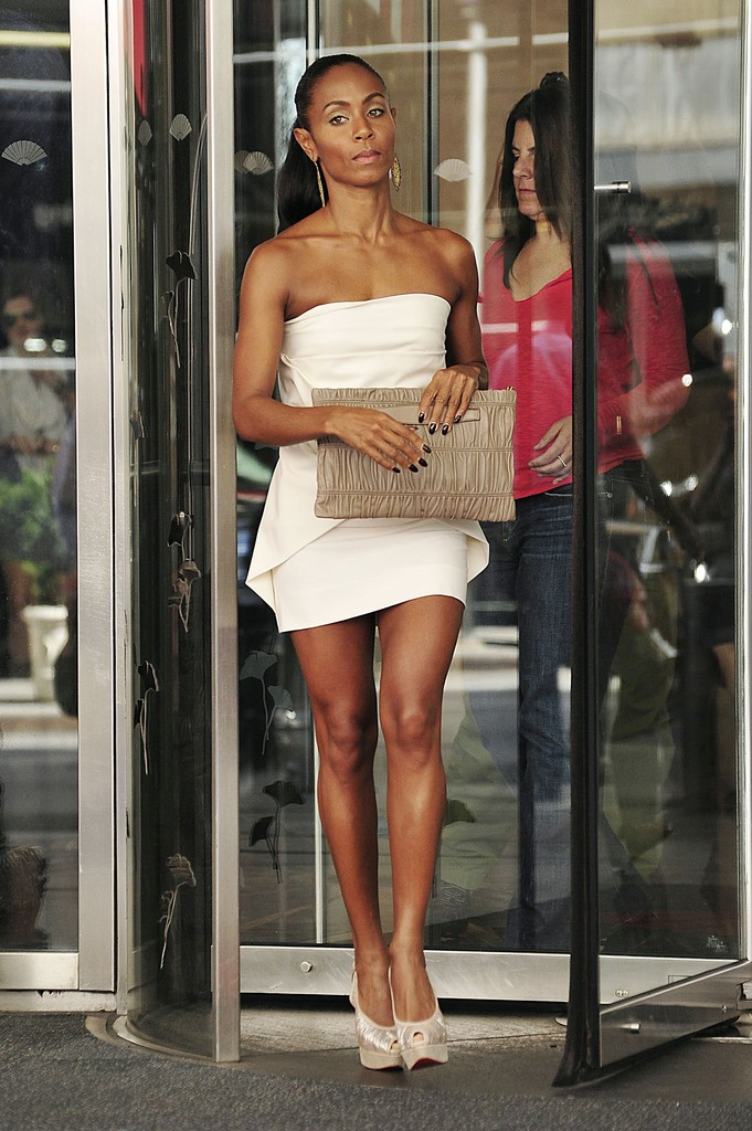 Jada Pinkett Smith Oversized Clutch Jada Pinkett Smith
