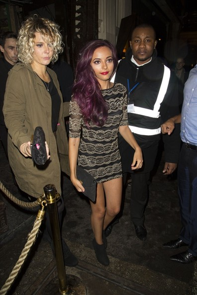 More Pics of Jade Thirlwall Ankle Boots (1 of 5) - Jade Thirlwall Lookbook - StyleBistro