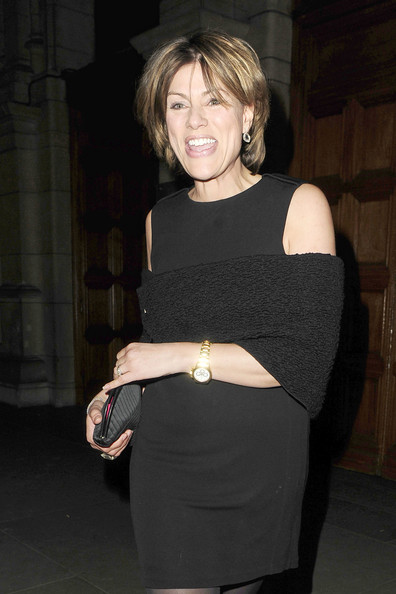 More Pics of Kate Silverton Little Black Dress (1 of 2) - Kate Silverton Lookbook - StyleBistro