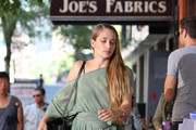 Jemima Kirke Off-the-Shoulder Dress