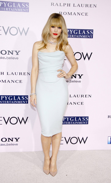 More Pics of Rachel McAdams Cocktail Dress (1 of 8) - Rachel McAdams Lookbook - StyleBistro