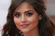 Jenna-Louise Coleman Half Up Half Down