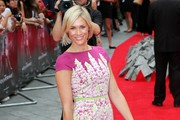 Jenni Falconer Print Dress