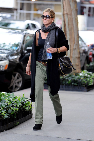 Jennifer Aniston Ankle Boots