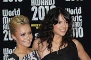 Hayden Panettiere and Michelle Rodriguez Photo