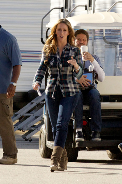 More Pics of Jennifer Love Hewitt Classic Jeans (2 of 18) - Jeans Lookbook - StyleBistro