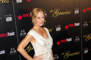 Jeri Ryan Evening Dress