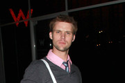 Jesse Spencer Button Down Shirt