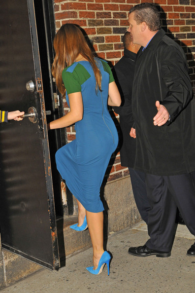 More Pics of Jessica Biel Day Dress (1 of 14) - Jessica Biel Lookbook - StyleBistro