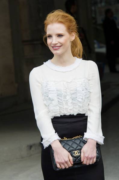 Celebs Arrive at the Chanel Fashion Show 2