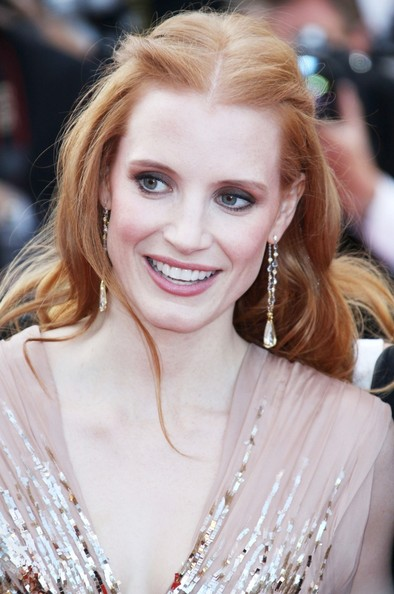 Jessica Chastain Jewelry