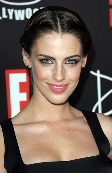Jessica Lowndes French Twist