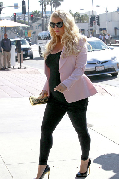 Jessica Simpson and Eric Johnson Out Together
