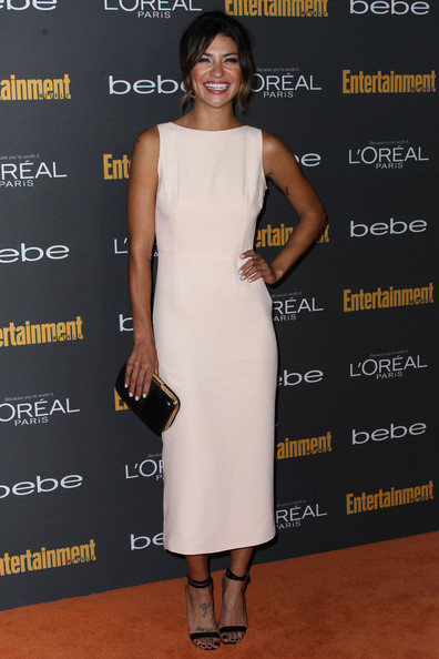Jessica Szohr Cocktail Dress
