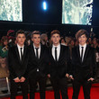 Union J at the 'Twilight Saga: Breaking Dawn - Part 2' London Premiere