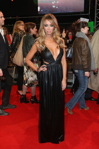 Lauren Pope at the 'Twilight Saga: Breaking Dawn - Part 2' London Premiere