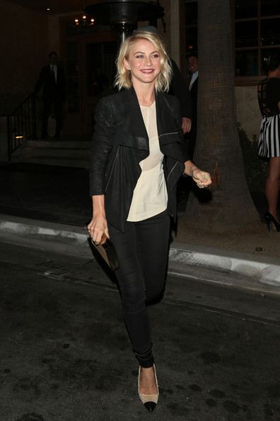 Julianne Hough Fitted Jacket