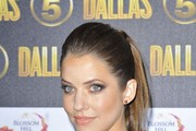 Julie Gonzalo Ponytail