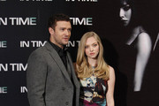 Amanda Seyfried and Justin Timberlake Photo