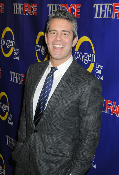 More Pics of Andy Cohen Striped Tie (1 of 1) - Andy Cohen Lookbook - StyleBistro
