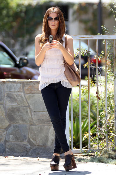 Kate Beckinsale Shoes