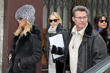 Kate Hudson Kurt Russell Kate Hudson Shops in Paris