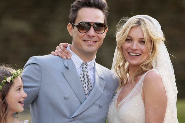 Kate+Moss in Kate Moss and Jamie Hince Get Married 6