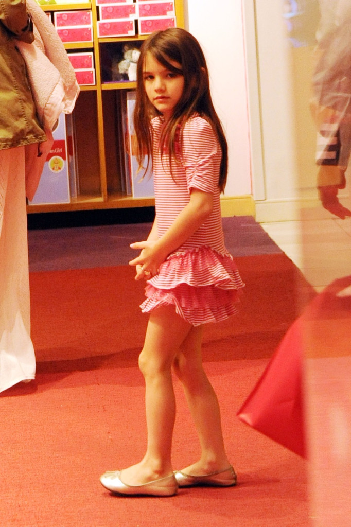 It S Her Birthday Suri Cruise S Best Fashion Moments