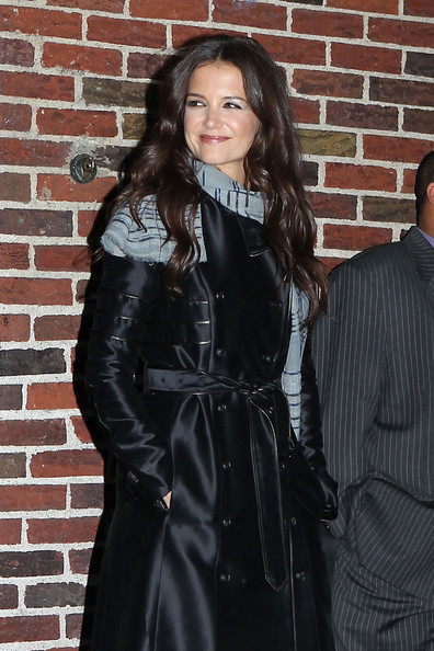 More Pics of Katie Holmes Pumps (1 of 6) - Pumps Lookbook - StyleBistro