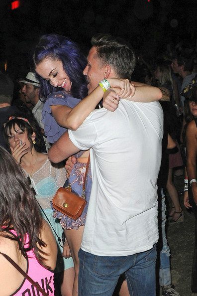 Katy Perry Leather Shoulder Bag []