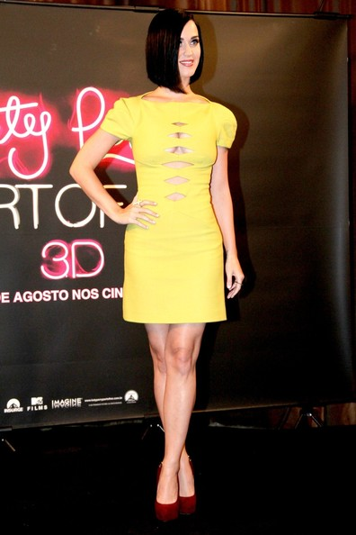 Katy Perry Promotes 'Part of Me'