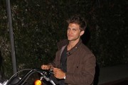 Keegan Allen Motorcycle Jacket