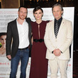 Keira Knightley and Michael Fassbender