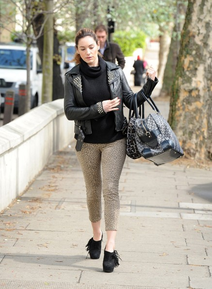 Kelly Brook Ankle Boots []