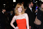 Kelly Reilly Mermaid Gown