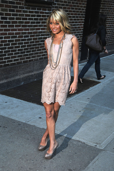 Kelly Ripa Layered Sterling Necklace